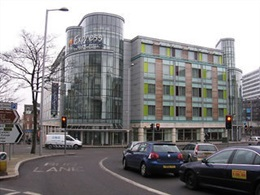 Premier Inn Nottingham City Centre Chapel Bar * * *