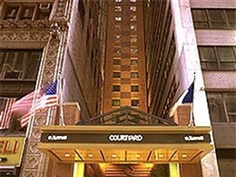 Courtyard By Marriott Manhattan Times Square * * *