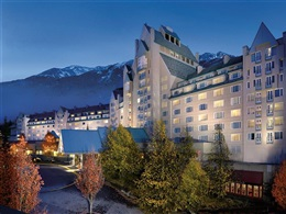 Hotel Fairmont Chateau Whistler * * * *