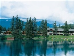 Hotel Fairmont Jasper Park Lodge Lakefront Suite * * * *