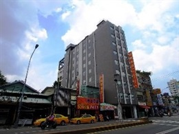 City Inn Plus Taichung Station Branch * * * *