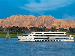 The Oberoi Zahra Luxury Nile Cruiser * * * * *