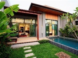 Two Villas Holiday Onyx Style Naiharn Beach * * * *