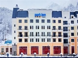 Park Inn By Radisson Rosa Khutor * * * *