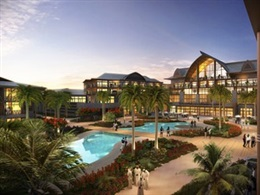 Lapita Dubai Parks And Resorts * * * * *