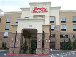 Hampton Inn And Suites Tacoma Puyallup * * * *