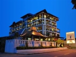 Royal Thai Pavilion Jomtien Beach * * *+