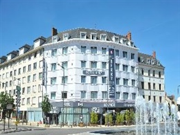 Hotel The Originals Bourges Le Berry * * *