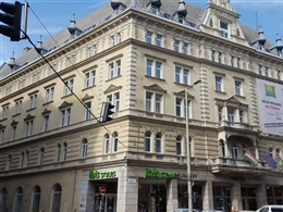 Ibis Styles Budapest Center Ex Mercure Metropol Budapes * * * *
