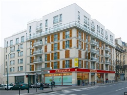 Hotel Appart City Paris Clichy Mairie * * *