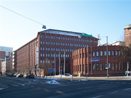 Hotel Scandic Malmo City * * *