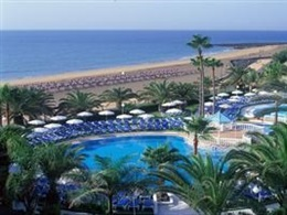 Hotel Sol Lanzarote All Inclusive * * * *
