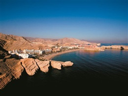 Hotel Shangri La Barr Al Jissah Resort And Spa * * * * *
