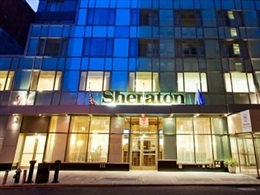 Hotel Sheraton Brooklyn * * * *