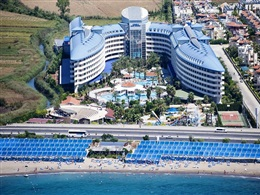 Hotel Crystal Admiral Resort Suites And Spa * * * * *