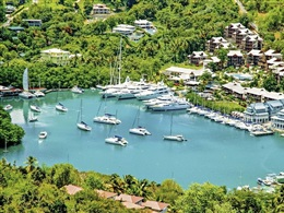 Marigot Bay Resort and Ma * * * * *