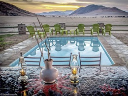 Greenfire Desert Lodge * * *
