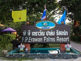 P.P. Erawan Palms Resort * * *