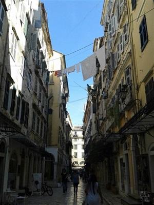Orasul Corfu