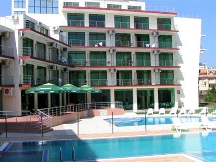 Main image Hotel Helvecija Sunny Beach