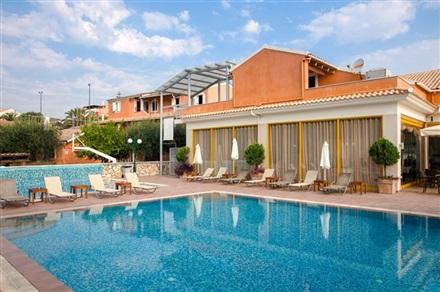 Main image Hotel Memento Kassiopi Resort  Kassiopi