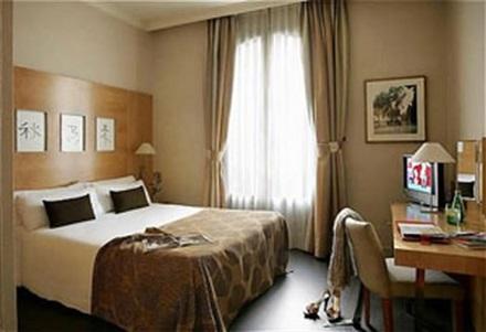 Imagine principala Hotel Inglaterra  Barcelona