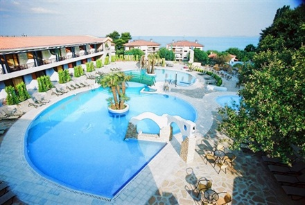 Main image Hotel Athena Pallas Village  Sithonia Akti Elias
