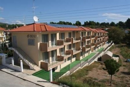 Imagine principala 4 You Apartments  Sithonia Metamorfosis