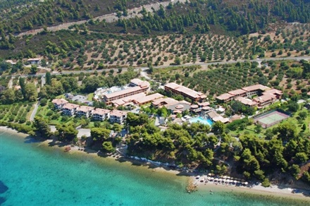 Main image Hotel Athena Pallas Village Resort  Sithonia Akti Elias