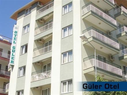 Imagine principala Guler Hotel  Alanya