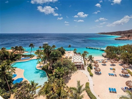 Imagine principala Hilton Curacao  Willemstad