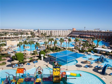 Imagine principala Hotel Titanic Resort Spa Aqua Park  Hurghada