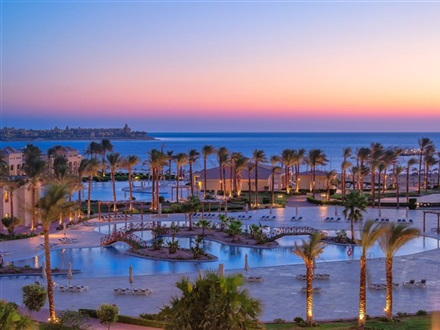 Imagine principala Cleopatra Luxury Resort Makadi Bay ex. Club Aldiana   Hurghada