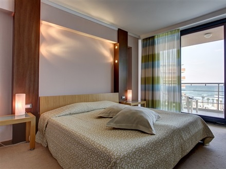 Junior Suite Frontal Sea View