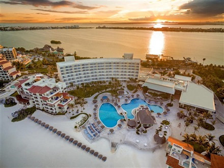 Imagine principala Hotel Grand Park Royal Cancun Caribe All Inclusive  Cancun