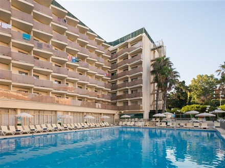 H Top Royal Beach  Lloret De Mar