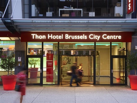 Imagine principala Hotel Thon Brussels City Centre   Bruxelles