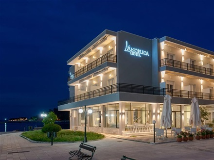 Hotel Angelica  Limenas