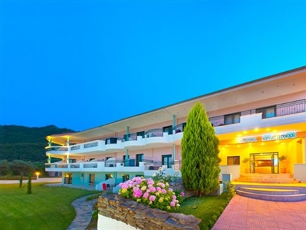Main image Hotel Ocean Beach  Skala Potamia