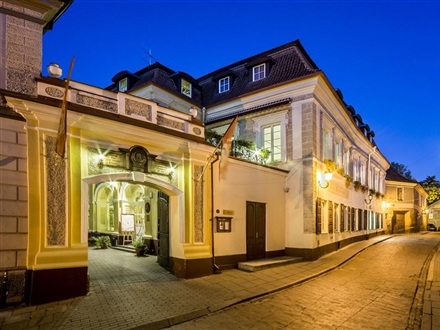 Imagine principala Shakespeare Boutique Hotel  Vilnius