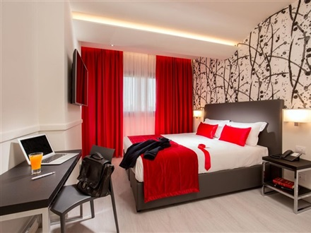 Hotel American Palace Eur  Roma