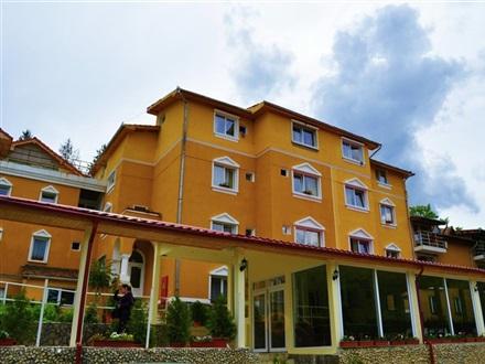 Hotel Aida Geoagiu Bai Romania
