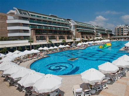 Main image Crystal Waterworld Resort Spa  Belek