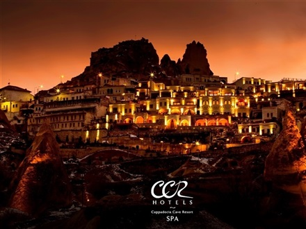 Imagine principala Hotel Cappadocia Cave Resort Spa  Nevsehir