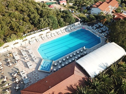 Hotel Aristoteles Holiday Resort Spa  Muntele Athos Ouranoupolis