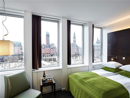 Hotel The Square  Copenhaga