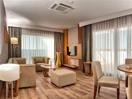 Deluxe Executive Suite Room