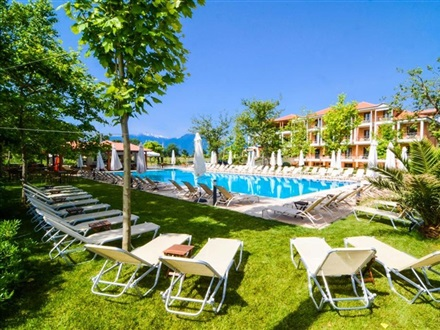 Hotel Giannoulis  Olympic Beach
