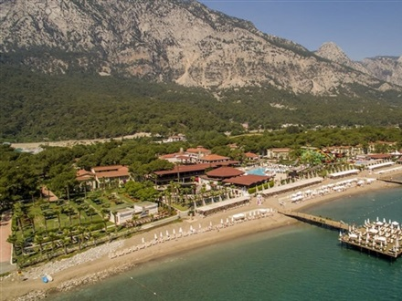 Imagine principala Hotel Crystal Flora Beach Resort  Kemer