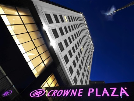 Main image Crowne Plaza Bursa Convention Centre Thermal Spa  Bursa